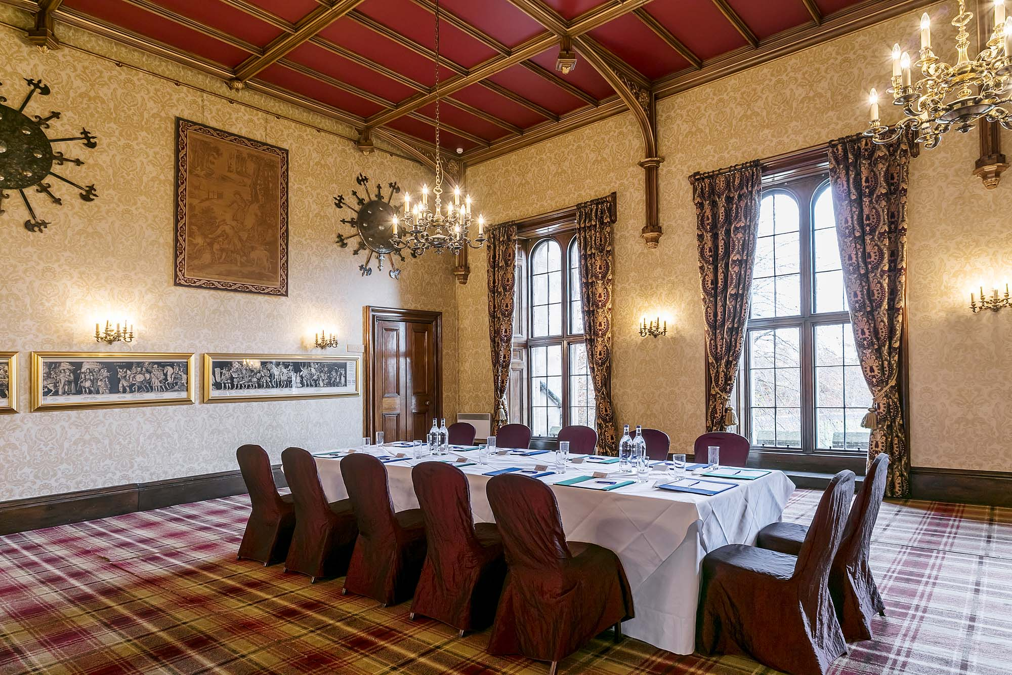 Edinburgh Hotel Function Rooms