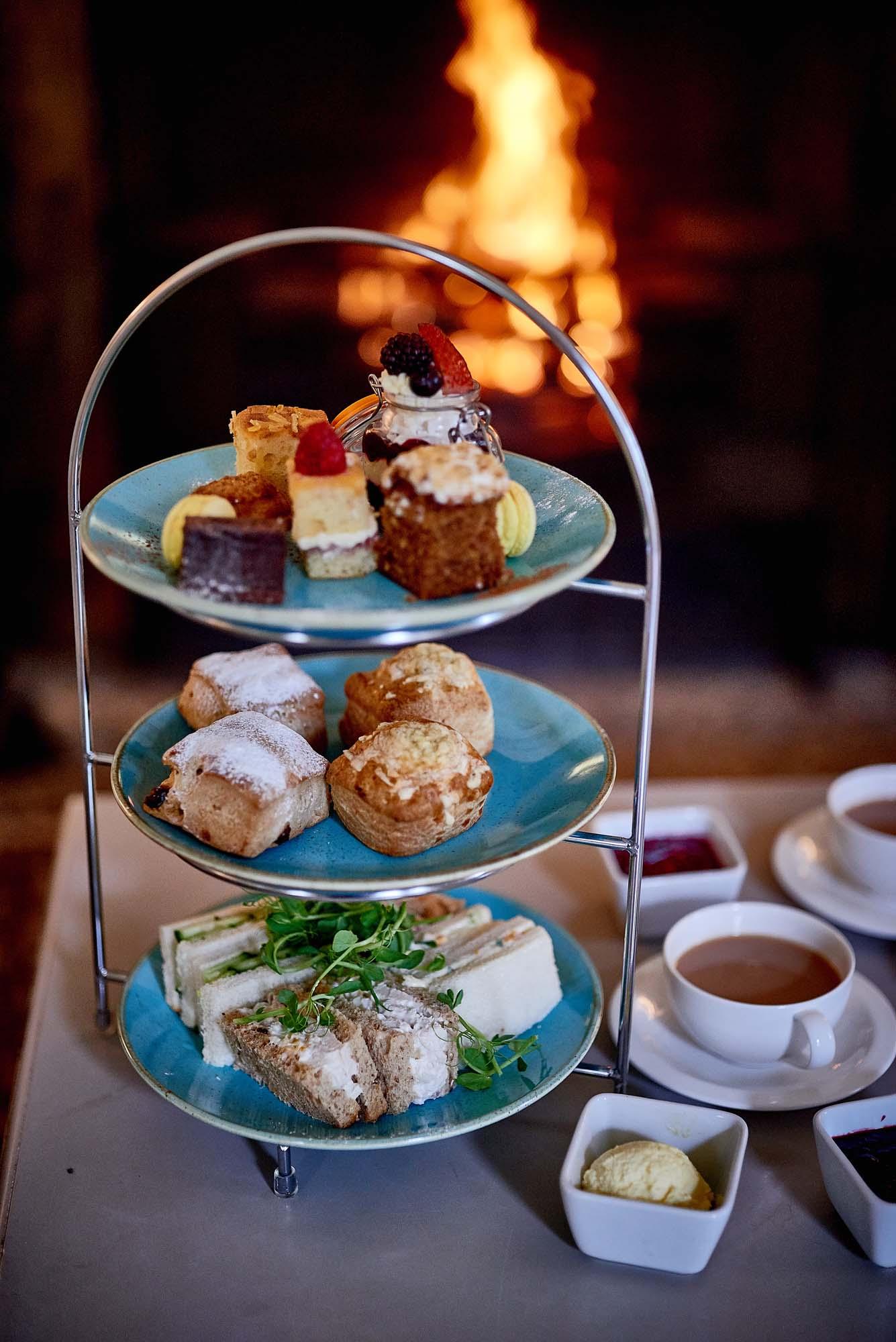 Indulgent Afternoon Tea In Northumberland